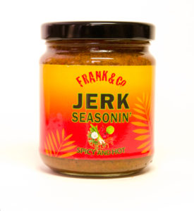 Jerk Seasonin' Paste