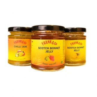 Scotch Bonnet Jelly