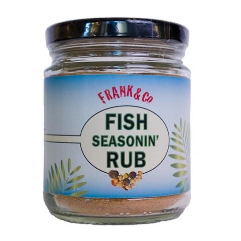 Fish Seasonin' Rub