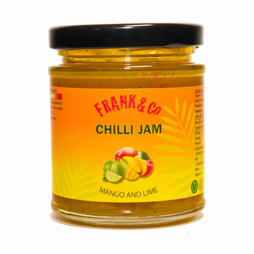 Mango & Lime Chilli Jam