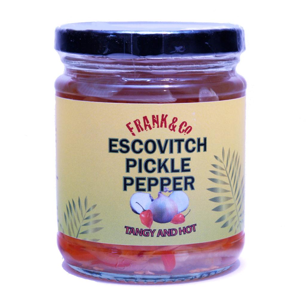 Escovitch Pickle Pepper