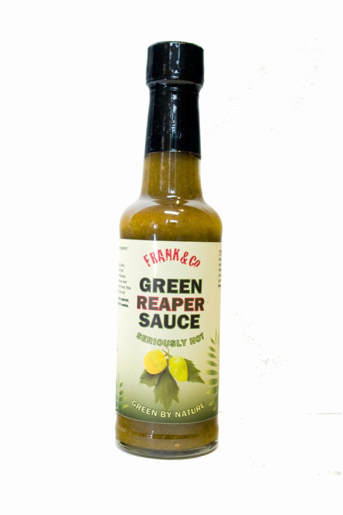 Green Reaper Sauce